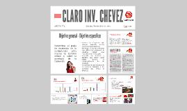 Copy of CLARO INV. CHEVEZ