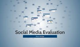 Social Media Eval