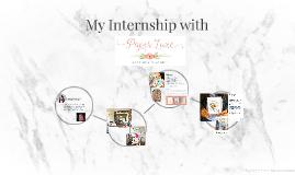 My Internship with