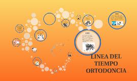 Copy of LINEA DEL TIEMPO ORTODONCIA