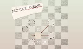TEORIA E LOJRAVE