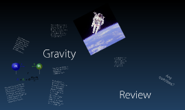 Gravity!! :)