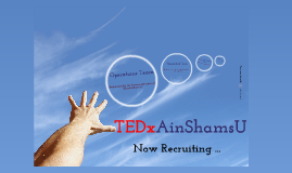 TEDxAinShamsU