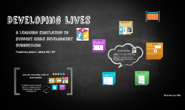 Copy of Developing Lives