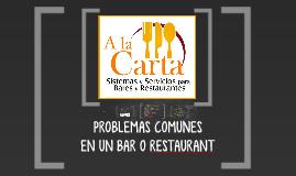 PROBLEMAS Y SOLUCIONES COMUNES