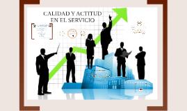 Calidad y actitud en el servicio