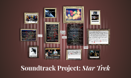 Soundtrack Project: Star Trek