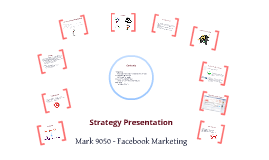 Facebook Marketing - Strategy Presentation