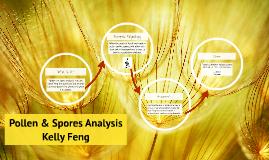 Pollen & Spores Analysis