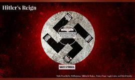 Hitler's Reign