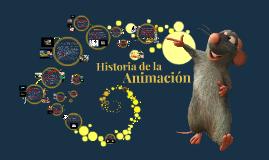 Historia de la Animación - Cine