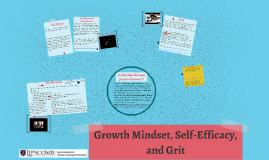 Copy of Growth Mindset, Self-Efficacy, and Grit