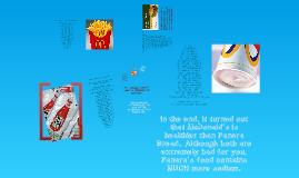 FAST FOOD: PANERA BREAD vs. MCDONALD'S