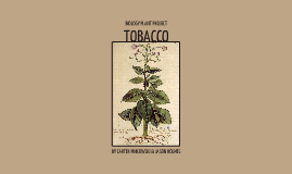 TOBACCO - Bio Plant Project