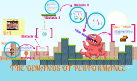 The demands of performance
