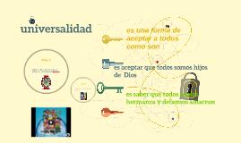 universalidad  Isabela Franco  # 7 7-4