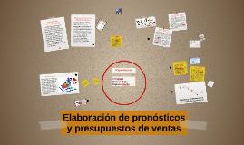 Copy of Elaboración de pronósticos y presupuestos de ventas