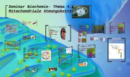 Copy of Mitochondriale Atmungskette