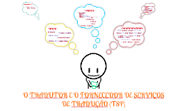 Metodologia de Pesquisa I e II: Profissão tradutor