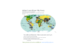 Adam Kane: My Story