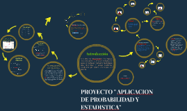 APLICACION DE PROBABILIDAD Y ESTADISTICA