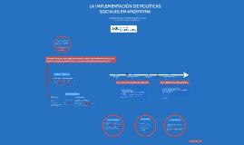 La implementación de políticas sociales en Argentina