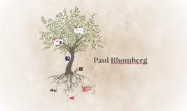 Paul Rhomberg