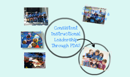 Consistent Instructional Leadership ~ PDAS