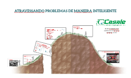 ATRAVESSANDO PROBLEMAS DE MANEIRA INTELIGENTE