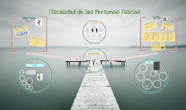 Copy of Fiscalidad de las Personas Fisicas