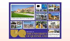 Copy of Copy of University of Queensland Presentation
