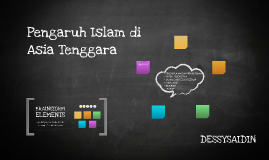 Pengaruh Islam Di Asia Tenggara
