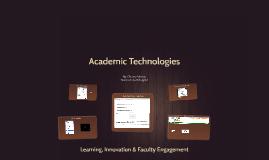 Academic Technologies - Softchalk Demo.