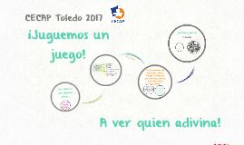 CECAP Toledo 2017