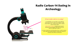 Use of carbon dating in archaeology