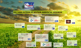 Copy of ISO 14000 SISTEMA DE GESTION AMBIENTAL (AVIANCA)