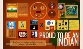 India, a sovereign socialist secular democratic republic