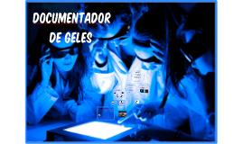 DOCUMENTADOR  DE GELES