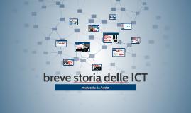 breve storia delle ICT