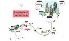 Transnational Corporations