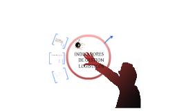 INDICADORES DE GESTION LOGÍSTICOS