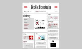 Copy of Direkte Demokratie
