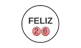 Feliz 26 !
