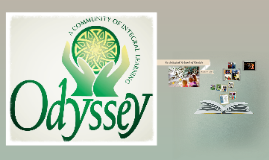 Spring Tea Presentation of Odyssey Community School
