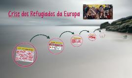 Crise dos Refugiados da Europa