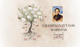 CHAMPAGNAT Y LOS MARISTAS