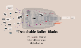 Copy of Detachable rollerblades