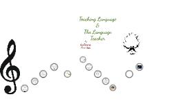 Teaching & Learning Metaphor