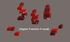 chapter 9 section 4 vovab