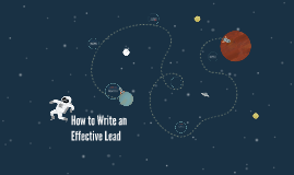 How to Write and Effective Lead